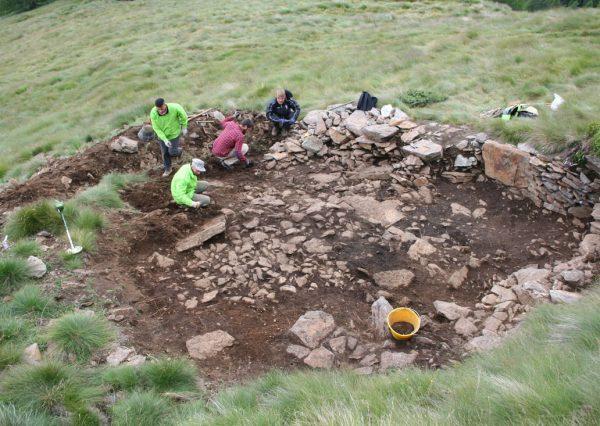 Vione archeologica Fase medievale