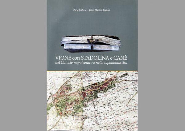 Copertina libro Vione con Stadolina e Cane'