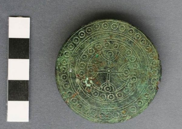 Disc fibula